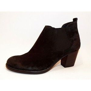 Paul Green size 8 USA black booties